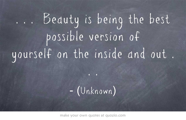 126 Best Images About Beauty Quotes On Pinterest