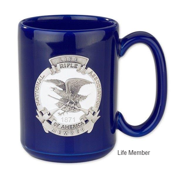 Image result for NRA Life membership coffee mug