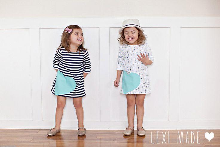 Toddler Dress Sewing Tutorial