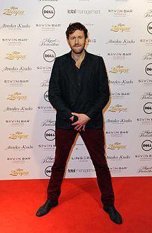 Chris O'Dowd   irish comedian/actor