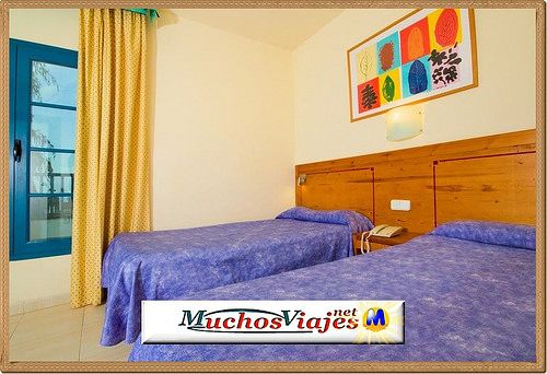 #Hoteles baratos en LANZAROTEthbtropicalislandresortplayablanca032✯ -Reservas: http://muchosviajes.net/oferta-hoteles