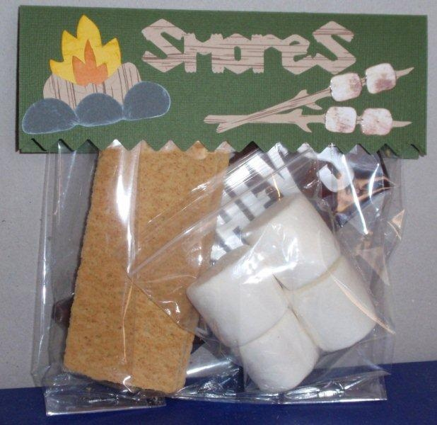 Cute end of year idea for my students 'Wish we had smore time together, but enjoy your summer!'