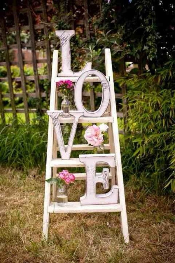 60 inexpensive decoration ideas for the perfect DIY wedding – HochZeit