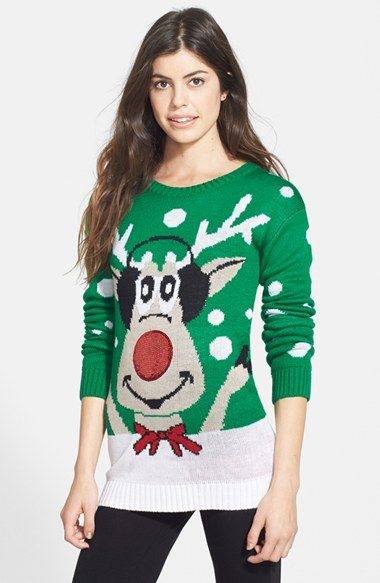 38 best Cute Ugly Christmas Sweaters (& Leggings) images on ...