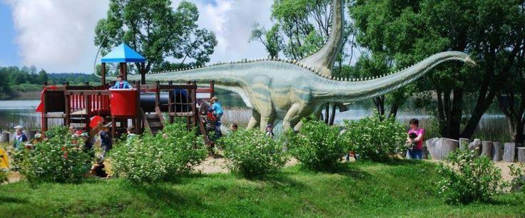 Rodzinny Park Rozrywki Zaurolandia