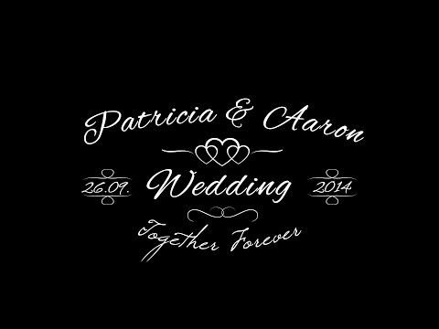 Wedding Video Patricia & Aaron, filmed at the Glasson Golf Hotel. Produced by Gaffey Productions, Wedding Videography & more. www.GaffeyProductions.com