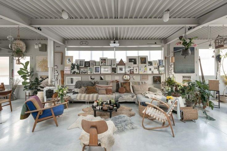 Comment aménager un entrepôt en loft ?