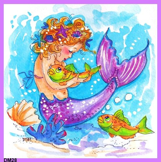 Www Fabricblock Com Rock A Bye Baby Merbaby Baby Mermaid