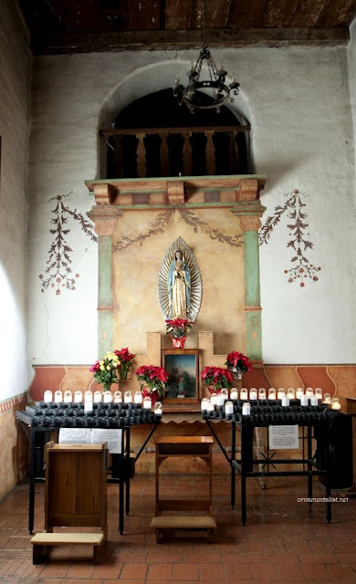 Chapel CA Mission