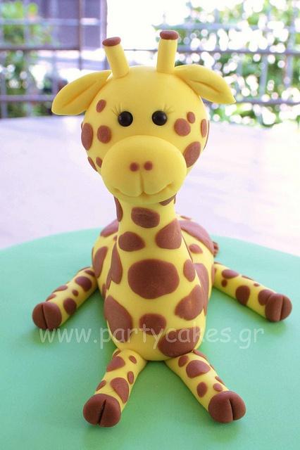 Giraffe cake  Ellllllen!<3