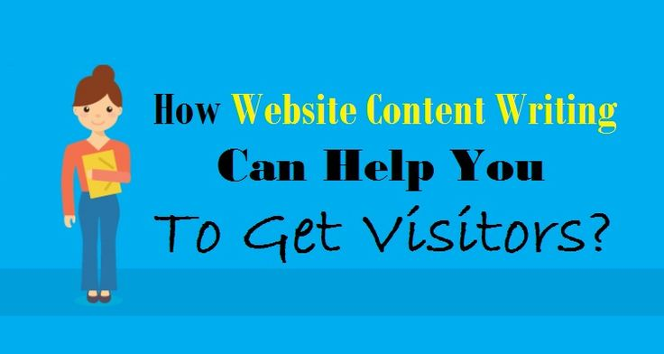 How #WebsiteContent Writing Can Help You To Get #Visitors?  #ContentWriting #ContentMarketing