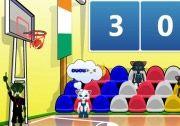 3D Spor Oyunları kategorisinde yer alan Dünya Basketbol Turnuvası oyununda seçecek olduğunuz takımla turnuvaya katılmalısınız. Katıldığınız turnuvada yer alan dünya çapındaki basketol takımlarıyla finaldaki kupa için yarışacaksınız. http://www.3doyuncu.com/dunya-basketbol-turnuvasi/