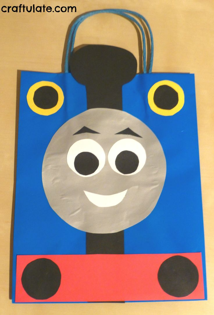 Thomas the Train Birthday Party - Craftulate