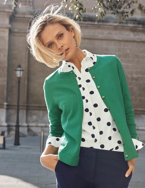 The Classic Shirt WA784 Long Sleeved Tops at Boden