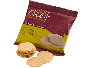 Diet Chef Cheese Oat Bites