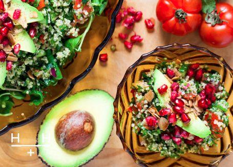 Quinoa tabbouleh #TheArtofEatingWell