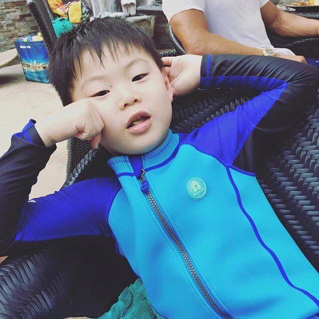 #Cr.IgHjballet80 #Jion Mom #Daehan Minguk ManSe #LalitaMuangman #Song's Cute Triplets