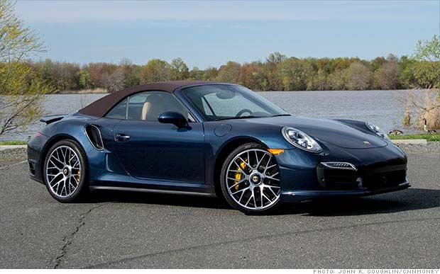 Porsche 911 Turbo S: Crazy expensive and worth it - Jun. 19, 2014