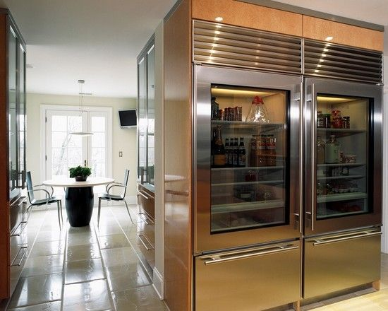 this fridge would be sweet. but then i would have to keep my fridge clean and organized all the time...