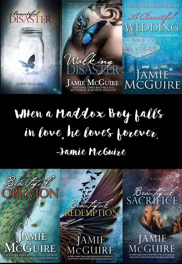 Maddox Boys alert ! :D Beautiful Disaster series by Jamie McGuire