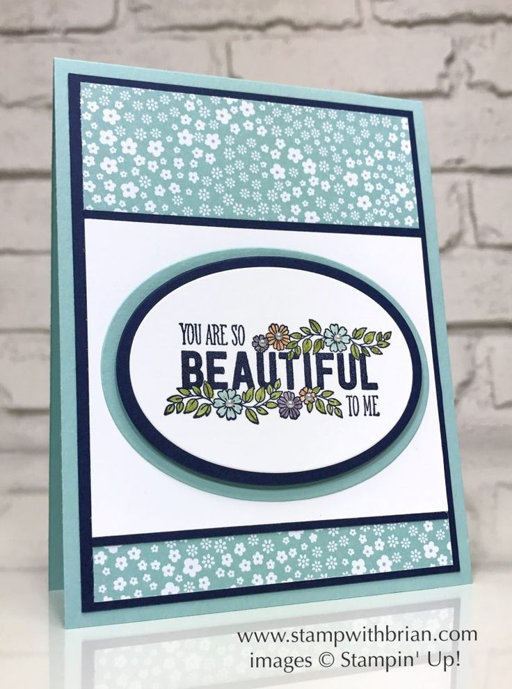 Just Add Text, Stampin' Up!, Brian King, FabFri110