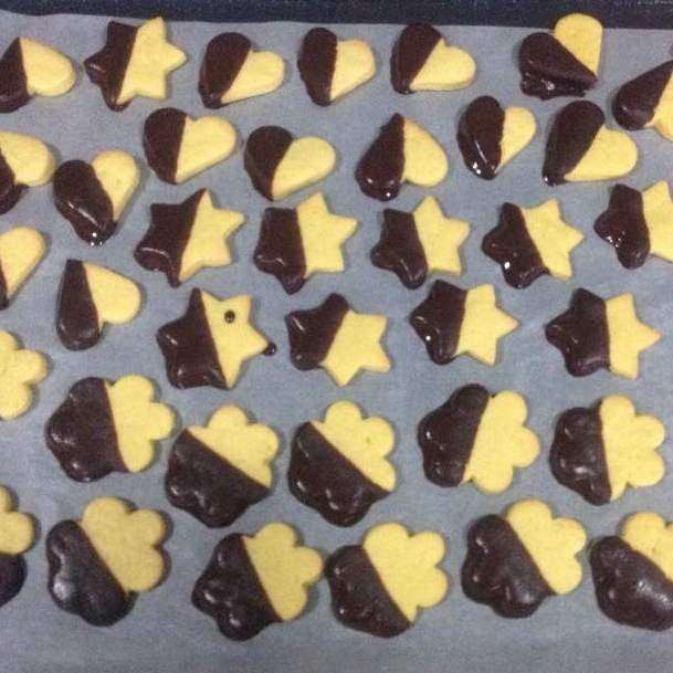 Receita Bolachas Húngaras / Biscoitos Húngaros por catiamarrao - Categoria da receita Bolos e Biscoitos