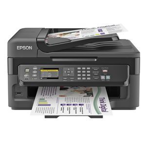 Epson WorkForce 2540 A4 Wireless Colour Inkjet Multifunction