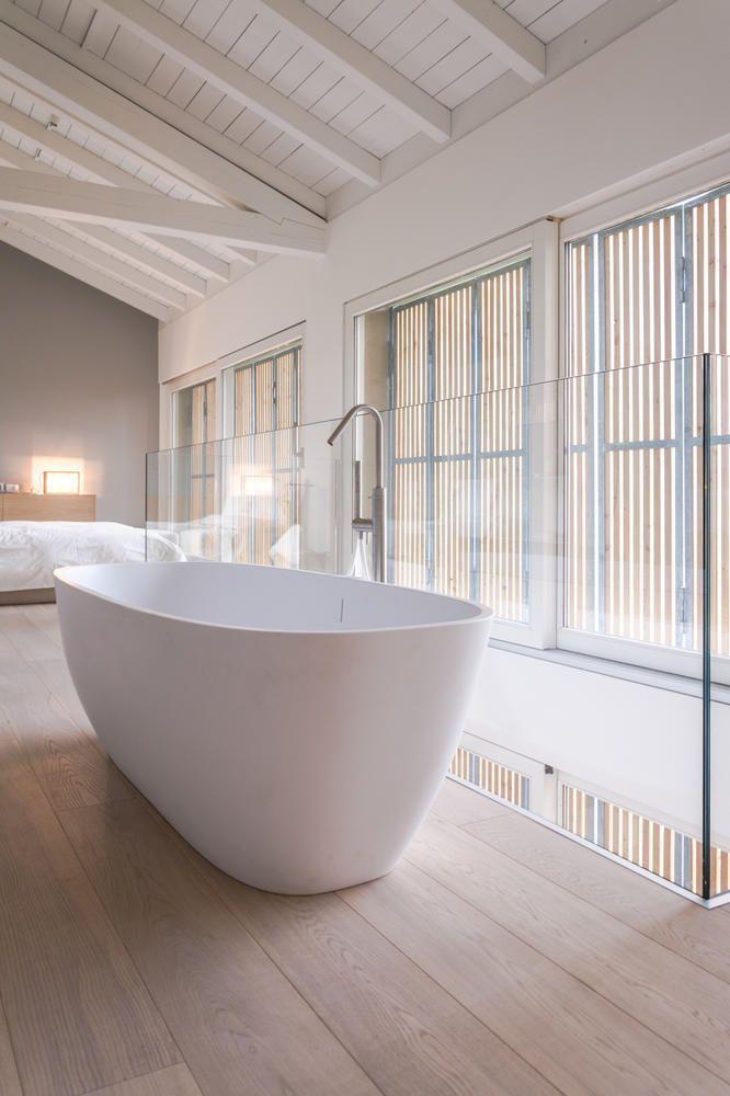 Badewanne dachgeschoss  31 besten Freistehende Badewannen Bilder auf Pinterest ...