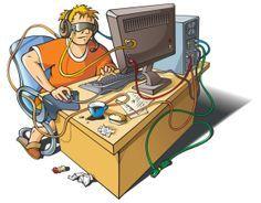 Malati di Internet:http://www.mondoallarovescia.com/malati-di-internet/  È assodato che l'uso eccessivo di Internet, porta progressivamente all'assorbimento totale del soggetto, portando alla Internet Addiction Disorder, ovvero la dipendenza da internet.