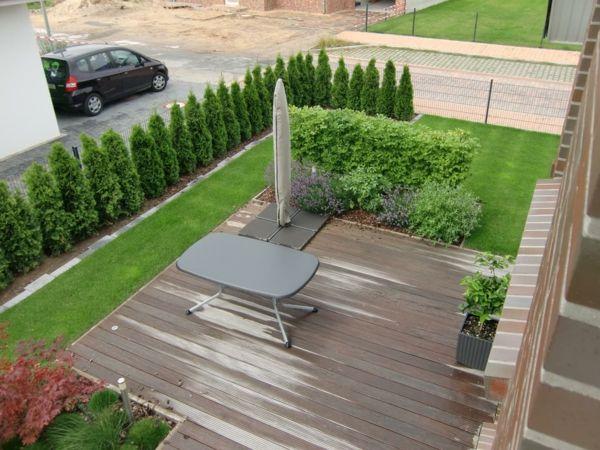 die besten 25+ terrassensichtschutz ideen auf pinterest, Gartenarbeit ideen
