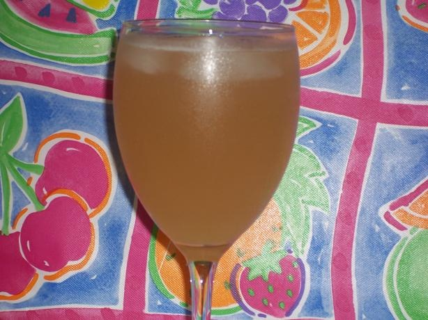 Peaches Sangria Recipe, Pineapple Juice, Peach Sangria, Copycat ...
