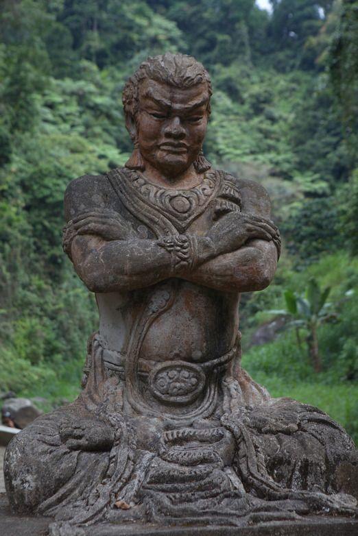 Gajah Mada statue: Dubbed as the final meditation place of Gajah Mada, the elephant general of the Majapahit Empire, a v...