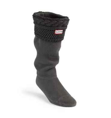 CALCETINES HUNTER MOSS CABLE CUFF