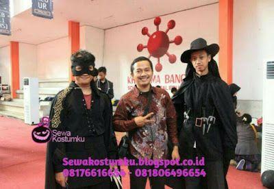 Sewa Kostum Cosplay Jakarta: 0817 661 6654 Sewa Kostum di Bintaro