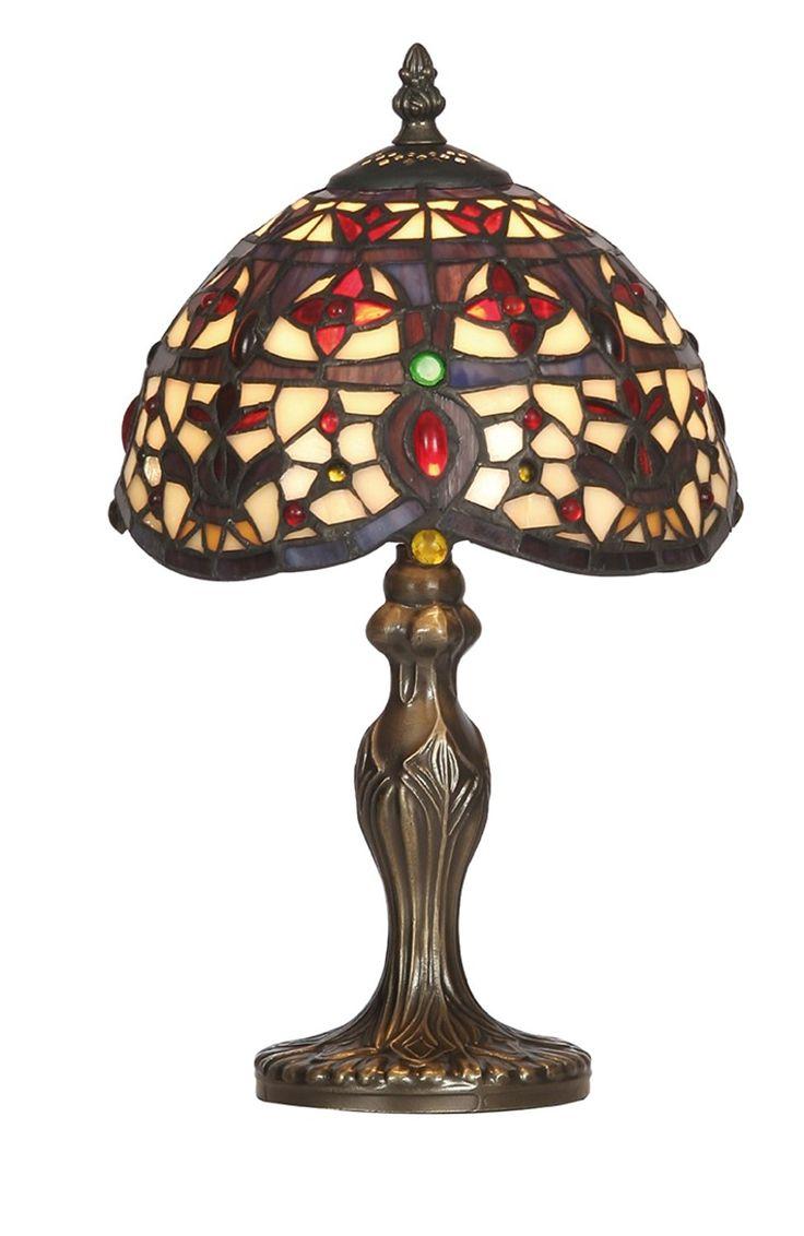 Jessamine Tiffany Table Lamp: Amazon.co.uk: Lighting
