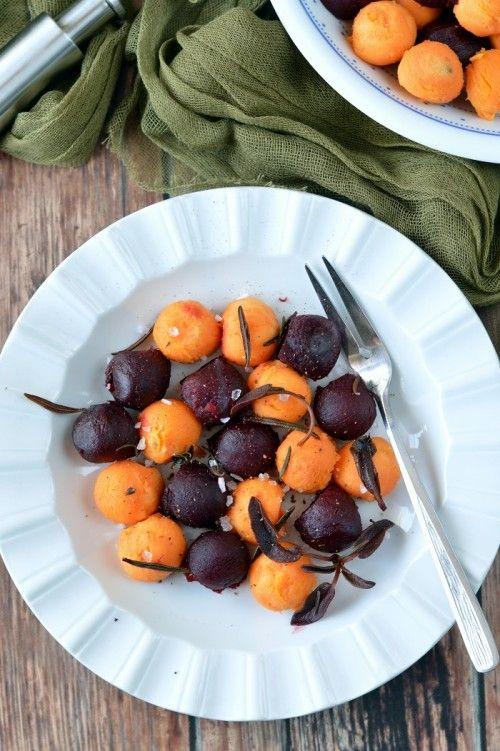 Zöldfűszeres, gőzölt zöldség recept