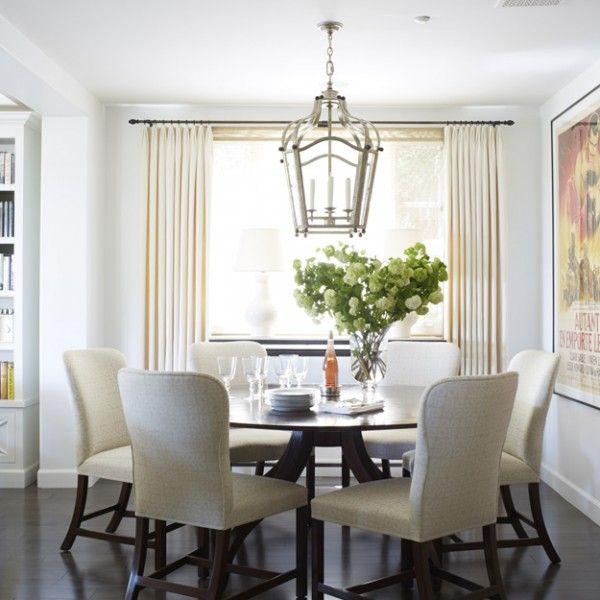 176 best dining room images on pinterest cottage for Casual dining room ideas pinterest
