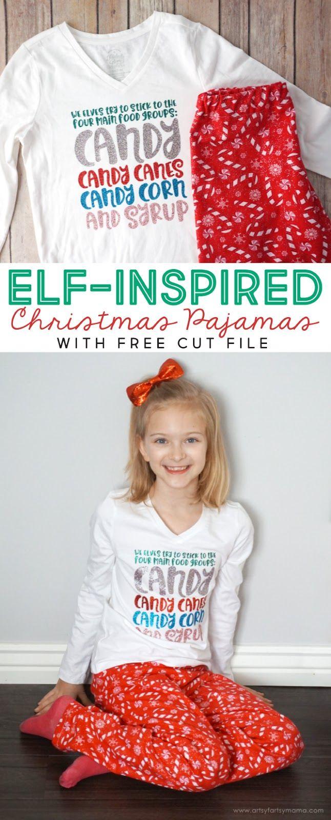 Diy Christmas Pajamas : christmas, pajamas, Artsy-Fartsy, Tutorials