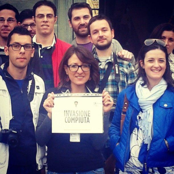 Photo by nerastella #InvasioniDigitali #InvasioneCompiuta  Monastero Benedettini Catania