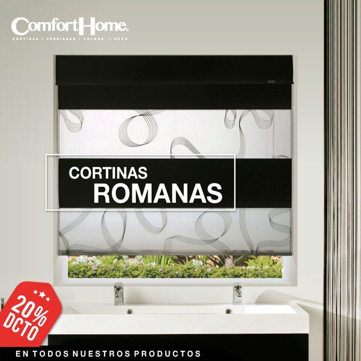 Nuestra línea de cortinas Romanas, es la integración de un diseño clásico a espacios cálidos y acogedores. Es ideal para los ambientes de quienes buscan combinar espacios modernos con un estilo tradicional y decorativo.🤗  Solicita tu visita SIN COSTO: 📲 Punto de venta: 313 246 76 45 WhatsApp: 📲 3132456633 Tel fijo: 📞3450795 Encuéntranos en IDEO Centro de Diseño y Construcción Local 182, CRA 1 #62 -80 #Cali - #Colombia 🛠️🛒