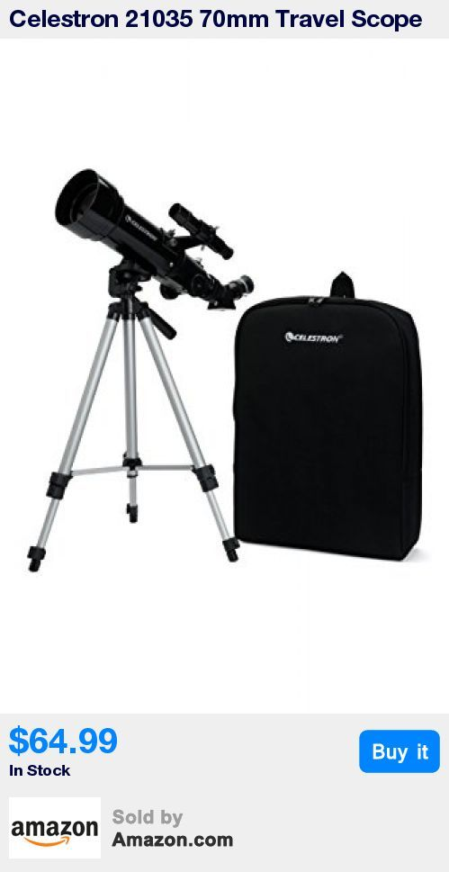 "All coated glass optical elements for clear, crisp images * Erect image diagonal so that your views are correctly oriented * Smooth functioning altazimuth mount with easy pointing to located objects * Preassembled aluminum full size photographic tripod ensures a stable platform * Quick and easy no-tool set up * The telescope and tripod fit inside the custom backpack for easy traveling and storage * ""TheSkyX - First Light Edition"" astronomy software with a 10,000 object database, printable sk"