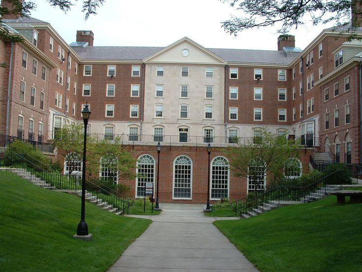 Brown University | Description BrownUniversity-AndrewsHall.jpg