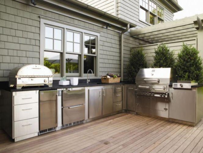11 besten Ideen und Designs für Ihre Outdoor-Küche