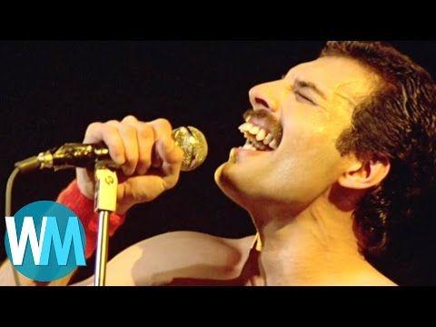 Freddie Mercury - The Official Birthday Video - YouTube