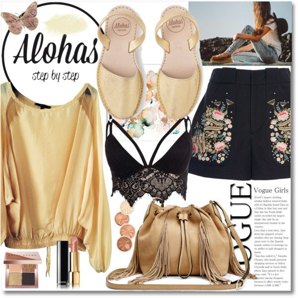 Alohas Travels to Dubai Outfit Idea 2017