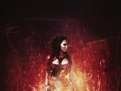 Girl on the fire,red,katniss