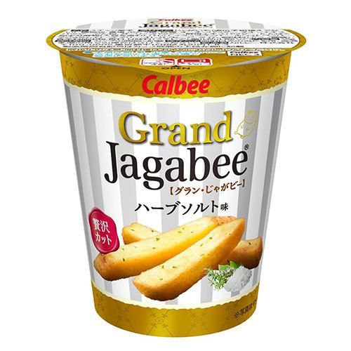 Purchase Calbee Grand Jagabee Herb Salt Potato Stick - 4901330641641 directly from Japan. We ship globally, check out our website for details.