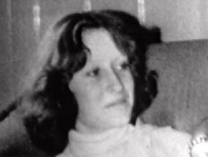 Theresa Sykes, pictured around the time she was attacked by Peter Sutcliffe