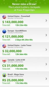 WinTrillions Lottery Results - With this app it is now possible to track lotteries all across the world. Simply load it up on your iPhone and start browsing lottery results worldwide! WinTrillions Lottery Results provides numbers and news on the top lotteries, including Powerball, Euro Millions, Mega Millions, SuperEnalotto, National Lottery, and La Primativa, to name a few. Its polished interface is sharp, very easy to use and nicely organized. If you're into playing the lottery, get this…