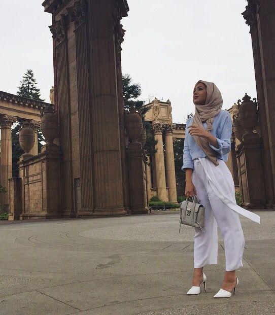 Maria Alia hijabi fashion inspiration minimalism